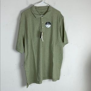 Croft & Barrow Performance Shirt, Sz XL